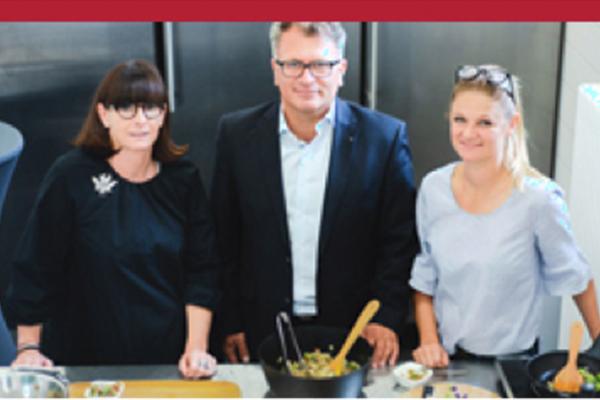 Vortrag und Verkostung von Plumento Foods GmbH