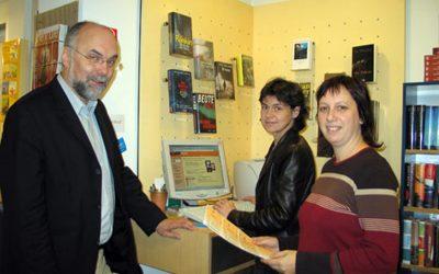 Kulturhaus Osterfeld erweitert Vorverkaufsstellennetz