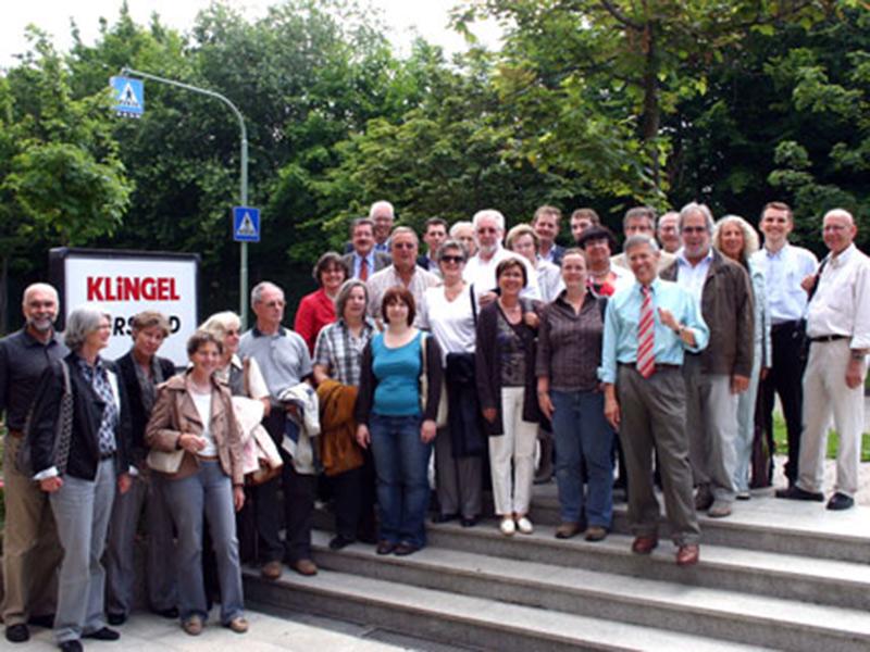 Pressebericht 10. Kulturfahrt
