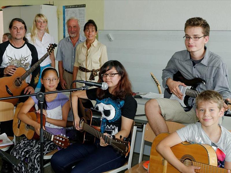 Förderung der Osterfeld-Musik AG