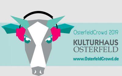 """""""Wir hören zu! OsterfeldCrowd 2018/2019"""" startet ab 19.12.18!"""