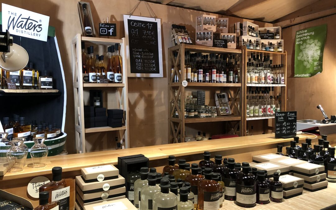 Kulturfahrt Würm – Whiskydestillerie und Skulpturenpfad